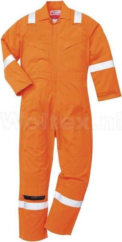 Portwest Bizflame FR22 oranje Antistatische Vlamwerende insectwerende Overalls met Kniezakken | News,  articles, workwear, safety, security | Scoop.it
