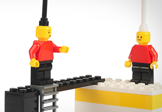 Lego Serious Play is not a game. | Technology & Business | Scoop.it