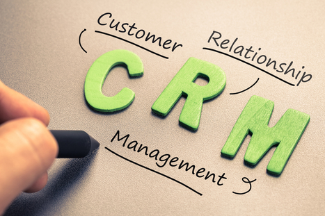 Solutions Brief : Connect your CRM to your customer and web experience   A Fresh Look at the Latest UK Marketing News   Scoop.it