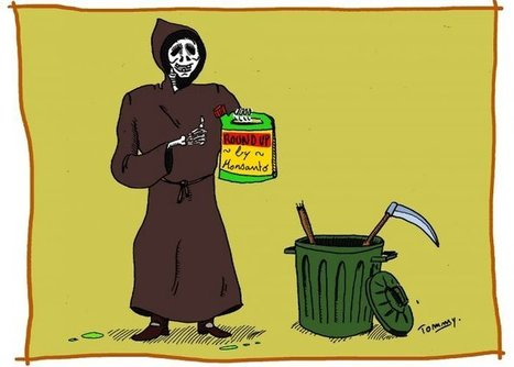 Nom: Monsanto. Métier: empoisonneur | Toxique, soyons vigilant ! | Scoop.it