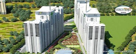 Oxirich Sunskriti Floor Plan   Property in Gurgaon   Scoop.it
