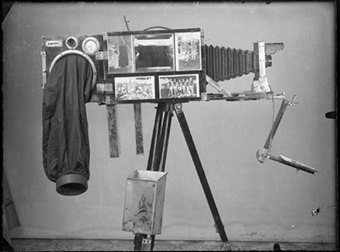 Europeana Photography, All Our Yesterdays | Clic France | Scoop.it