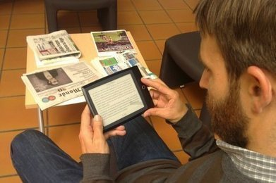 L'expérience de la liseuse   Usages et médiation numérique   Scoop.it