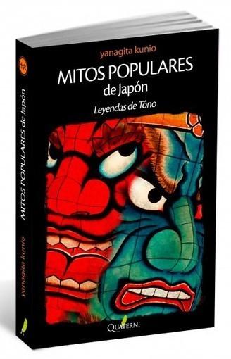 Quaterni publicará Mitos populares de Japón. Leyendas de Tôno | japon | Scoop.it