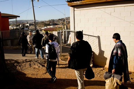 US Policies Separate Families, Kill the Sick and Create Havoc on the Mexican Border | CP Immigration for America | Scoop.it