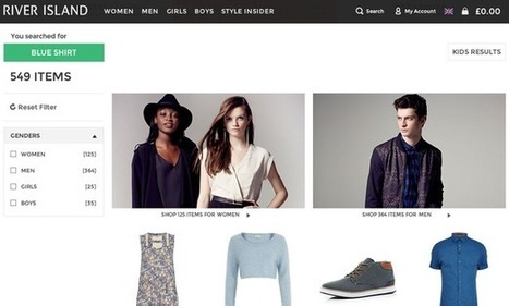 25 effective design patterns for ecommerce site search results | Digital-News on Scoop.it today | Scoop.it