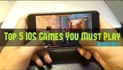 Top 5 IOS Games You Must Play | SEO | Scoop.it