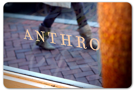 Anthropologie's fabulous approach to content marketing | creative ideas | Scoop.it