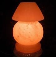 Salt Table Lamp   Salt Lamps   Scoop.it