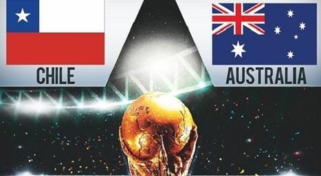 Prediksi skor Cili vs Australia Piala Dunia 14 Juni 2014   KASKUSBOLA.COM: 100% Berita, Prediksi Sepak Bola Terkini   Scoop.it