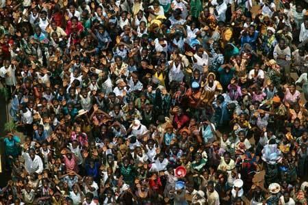 La foule et la personne au dimanche des Rameaux   christian theology   Scoop.it