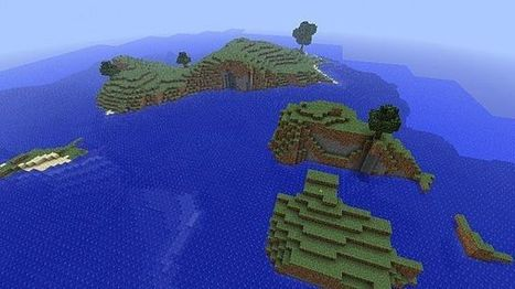 Survival Island Map 1.7.10/1.7.9/1.7.2 | Robertmine | Scoop.it