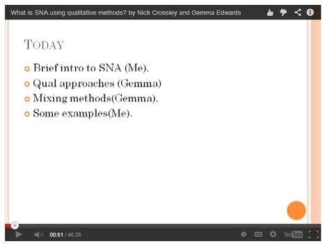 Doing Social Network Analysis using Qualitative Methods | ARS en Colombia | Scoop.it