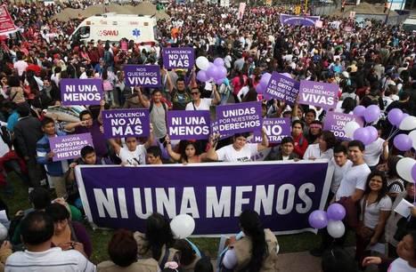 Una multitud exige en Perú RESPETO a las mujeres | MAZAMORRA en morada | Scoop.it