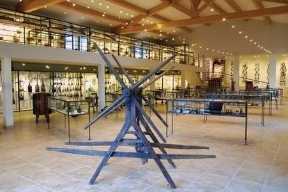 Dans le Vaucluse, un Musée des Arts et des Métiers du Vin - Terre de Vins | Le tourisme viticole | Scoop.it