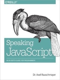 "A Free New Book on JavaScript! — ""Speaking JavaScript"" 
