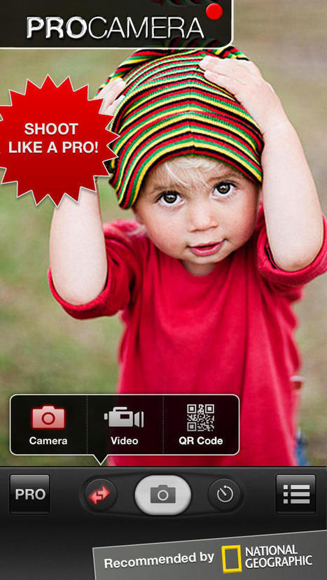 ProCamera (Photography) | Photography | Scoop.it