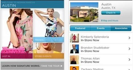 Luxe : lien entre le client et le détaillant ? Le smartphone     CA Com   E-commerce, M-commerce : digital revolution   Scoop.it