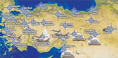 NATO Airbase in #TURKEY to Assume Central Role in Possible War onSyria | The greatest weapon is not a gun. Nor it is nuclear. It is information control | Scoop.it