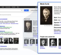 Le « graphe du savoir », pour chercher mieux et plus vite sur Google - TourMaG.com | Hotel eReputation | Scoop.it