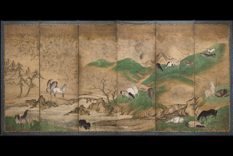 Magnificent painting by Ike Taiga leads Bonhams Japanese Art Sale in New York | Art Daily | Kiosque du monde : Asie | Scoop.it
