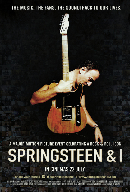 La bande annonce du film « Springsteen and I » - le Blog Bruce Springsteen | Bruce Springsteen | Scoop.it