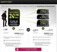 Numericable lance un forfait mobile illimité à moins de 25 euros | Technologie Au Quotidien | Scoop.it