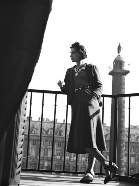 HAMBURG: The Chanel Legend | Textile Horizons | Scoop.it