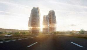 Hope City, le projet fou du Ghana, devient réalité | Projets d'architecture et d'urbanisme en Afrique | Scoop.it