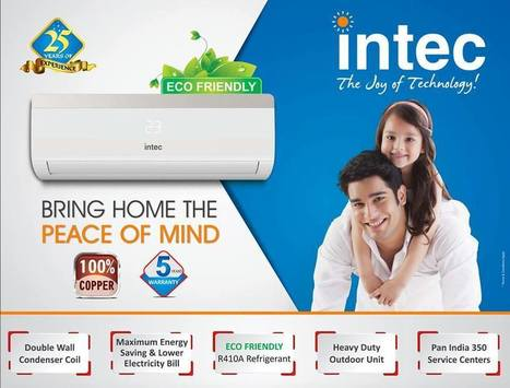 3 Tips on How to Maintain Your Air Conditioner - Intec Blog | Intec Home Appliances | Scoop.it