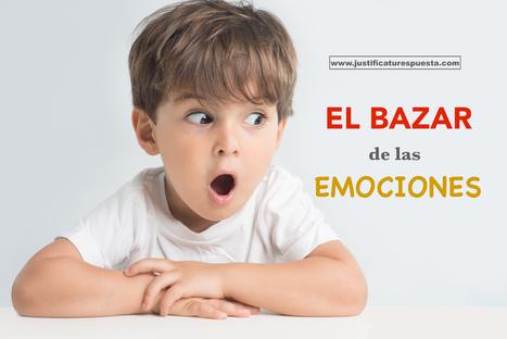 El bazar de las emociones. Propuesta de actividad | EDUDIARI 2.0 DE jluisbloc | Scoop.it