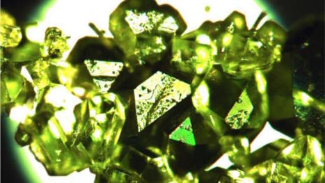 Strange Minerals From Siberian Mine Are Unlike Anything Found in Nature -Gizmodo   Our Earth's Geology, Minerals & Gemstones   Scoop.it