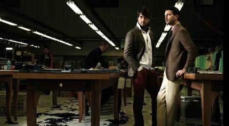Ré-industralisation : quand la mode masculine montre l'exemple   ALSAGORA   Scoop.it