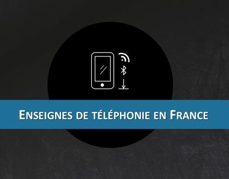[étude] Enseignes de Téléphonie : Couverture et chiffres clés | News Parabellum, Grande Distri & Conso | Scoop.it