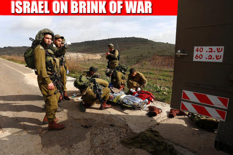 Israel vows response as 4 troops wounded by Golan bomb   Overcoming the World with Truth and Understanding   Scoop.it