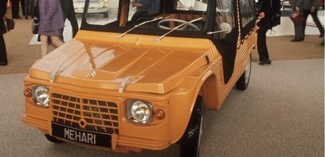 Citroën prépare une Méhari… 47 ans après | SandyPims | Scoop.it