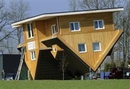 L'immobilier, la tête à l'envers ! - Blog Pikadom | Immobilier en France | Scoop.it