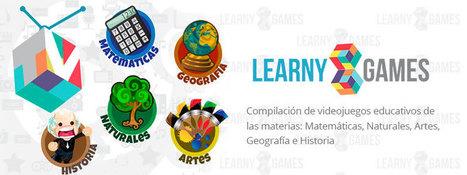 Plataforma Learny: transformando la educación a videojuegos | Joy & varia | Scoop.it