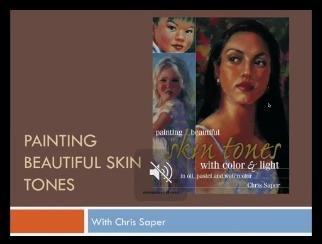 Painting Beautiful Skin Tones with Chris Saper [Video] | Plein Air and Other Cool Art Stuff | Scoop.it