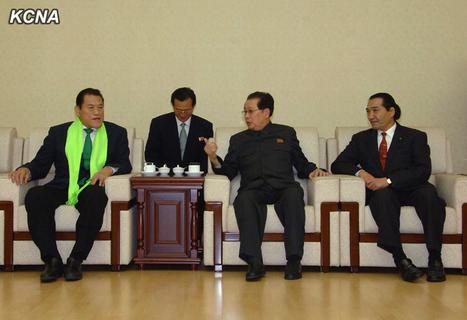 Upper House to punish Inoki for unauthorized North Korean trip | Japan Korea relationship | Scoop.it