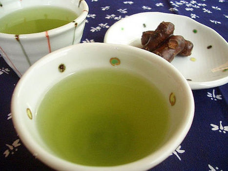 Green Tea May Boost Memory + Learning - Los Angeles - Restaurants and Dining - Squid Ink | Cognitive Psychology. Cognitive and behavioural Neuroscience | Scoop.it