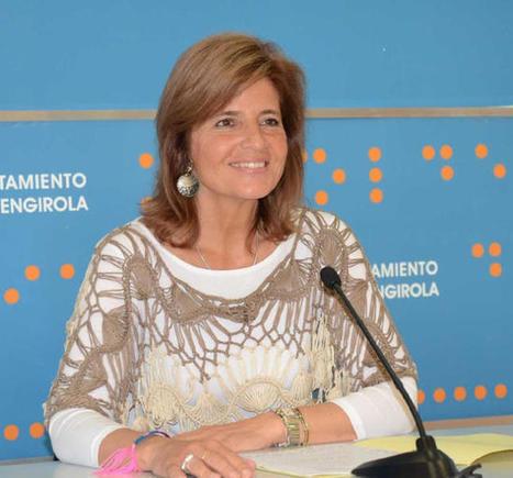 La alcaldesa Esperanza Oña, en rueda de prensa. - La Opinión de Málaga | sociedad | Scoop.it