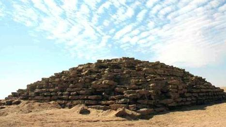 4600-year-old pyramid uncovered - NEWS.com.au (blog) | Ancient Burial Traditions | Scoop.it