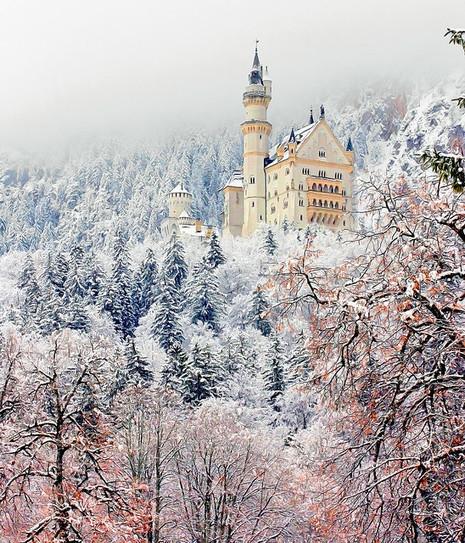 Neuschwanstein Castle | Photography | Scoop.it