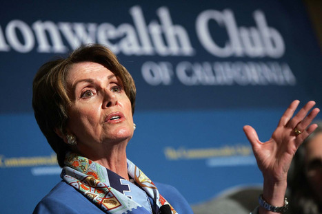 Nancy Pelosi reflects on quarter century in Congress, looks ahead to election - San Francisco Examiner | Maryland Politics and Budgets | Scoop.it