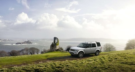 Land Rover launched the XXV Special edition to celebrate 25 years of Discovery | MotorExposed.com | Car news | Scoop.it