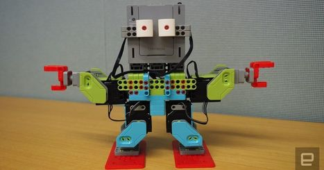 Kids' bot breaks into a dance to teach them how to code | Research_topic | Scoop.it