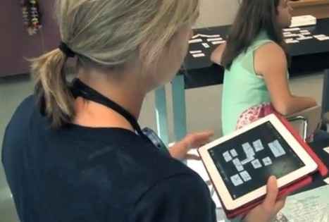 How the iPad can turn teaching special ed 'on its head' | iPad in Education | Scoop.it