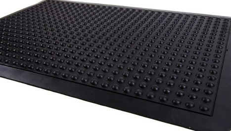 Anti-Fatigue Rubber Matting: Much Relief from Weariness | Treadwell Group | Scoop.it