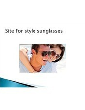 Site For style sunglasses.pdf | SiteforStyle Sunglasses | Scoop.it